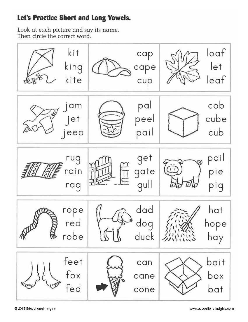 Long O Worksheets 2nd Grade Simple Summer Activities to Help Prepare Kids for