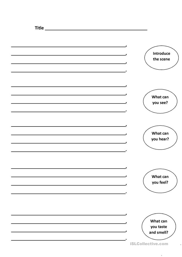 Poetry Worksheets Middle School Poetry Lesson English Esl Worksheets for Distance Learning