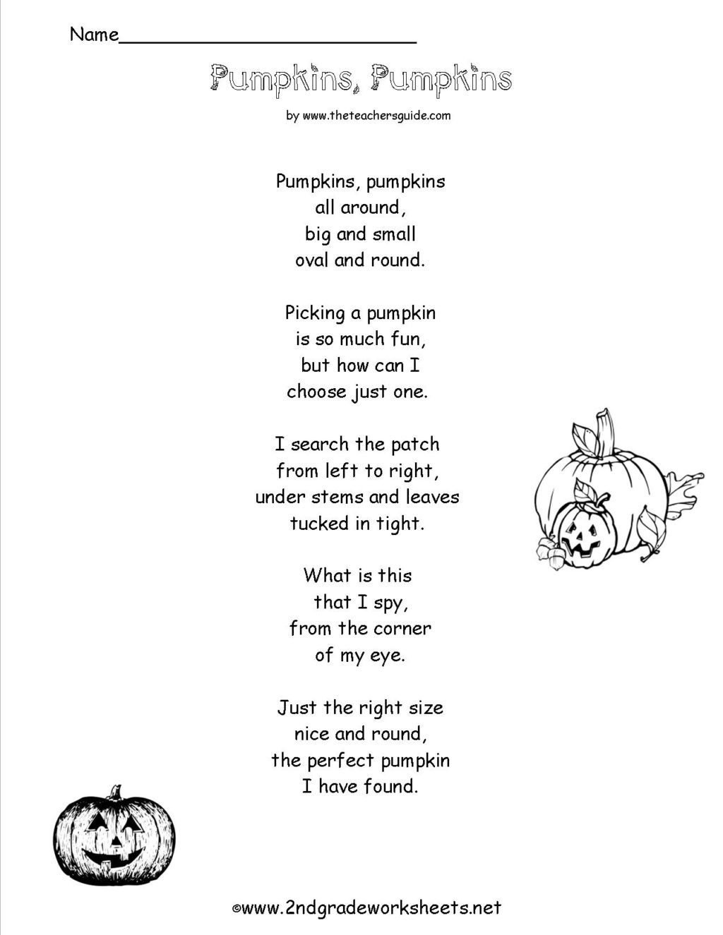 Poetry Worksheets Middle School Worksheet Pin Reading Give Me 2nd Gradelish Test with