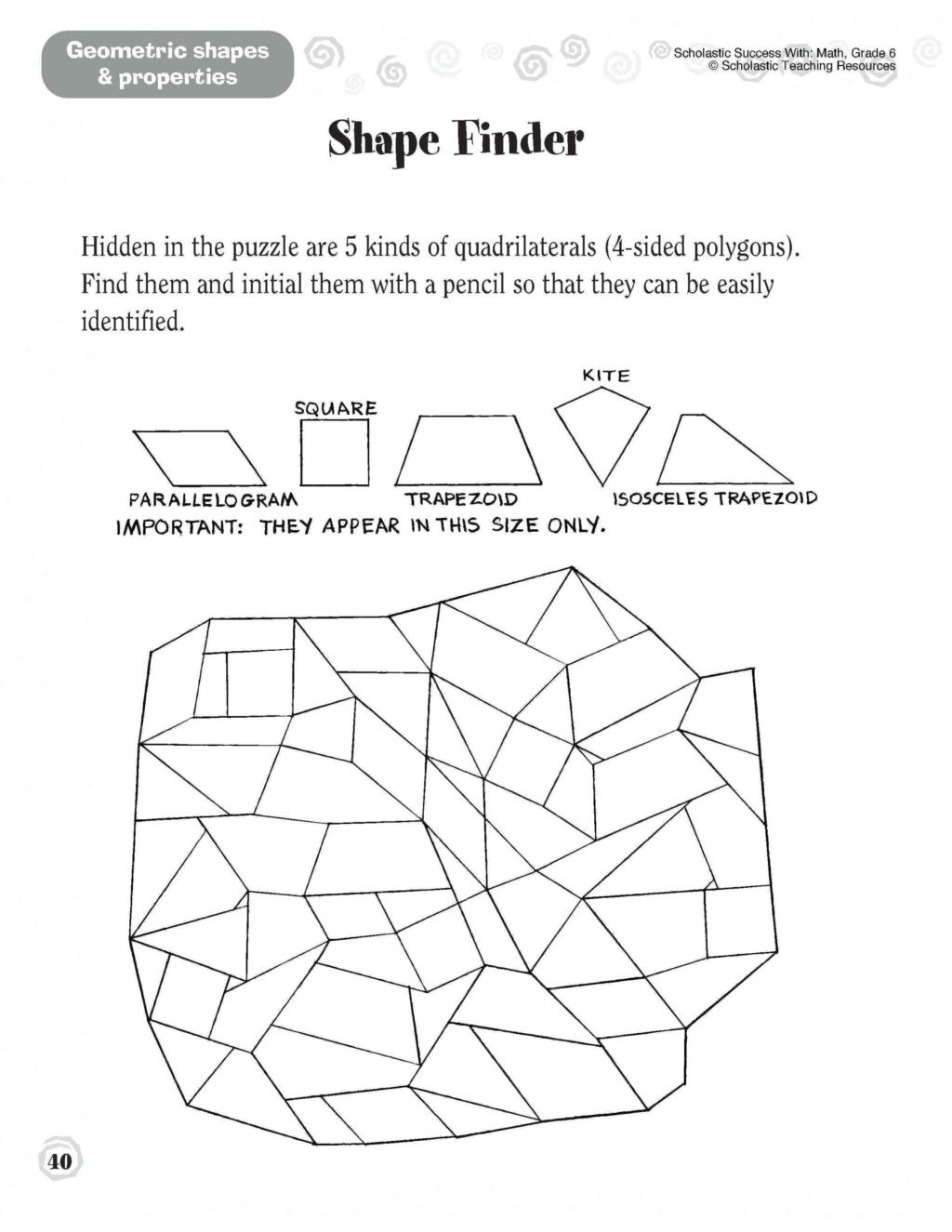 Polygon Worksheets 2nd Grade Worksheet 2nd Grade Geometry Worksheets Text Structure 4th