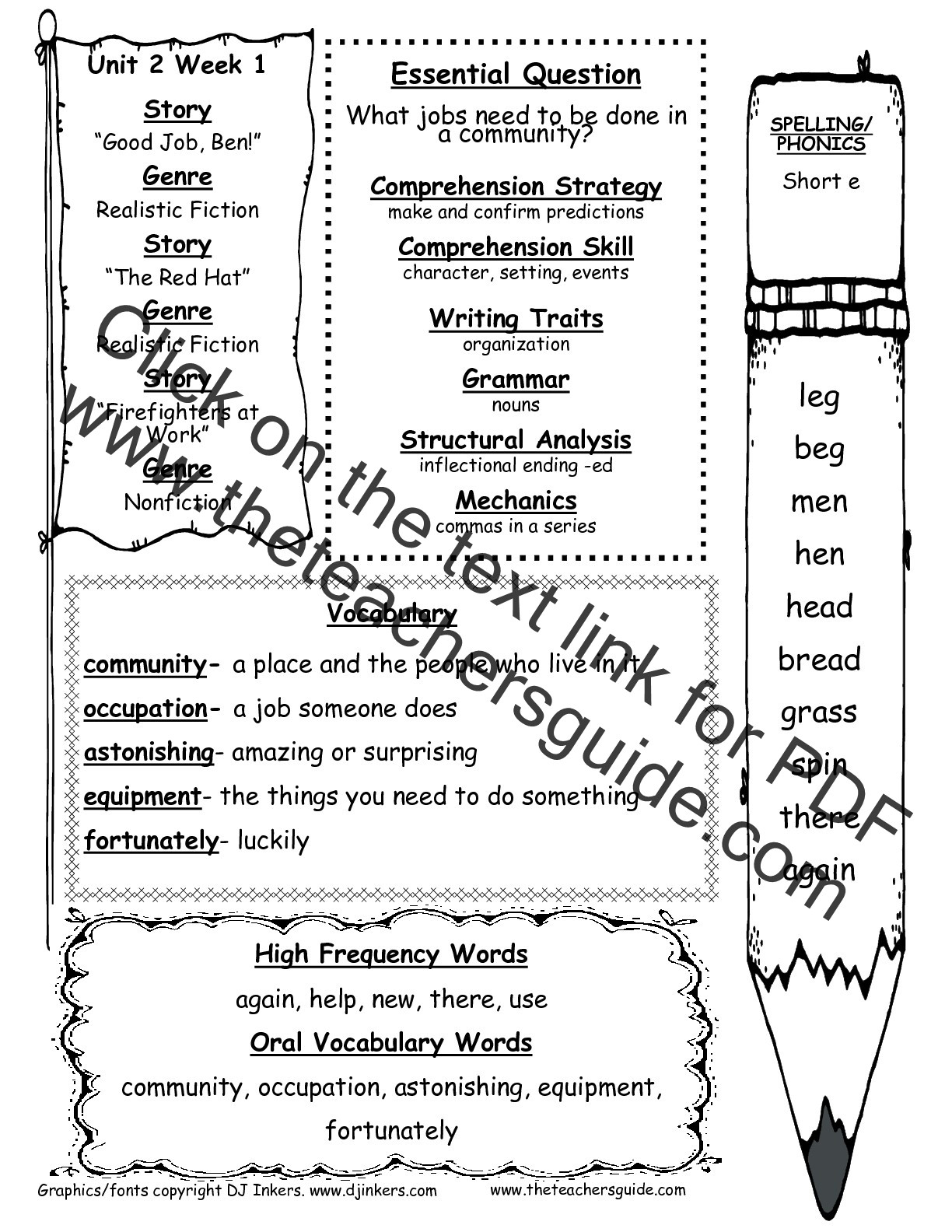 Predictions Worksheets 1st Grade Mcgraw Hill Wonders 1st Grade Resources and Printouts for