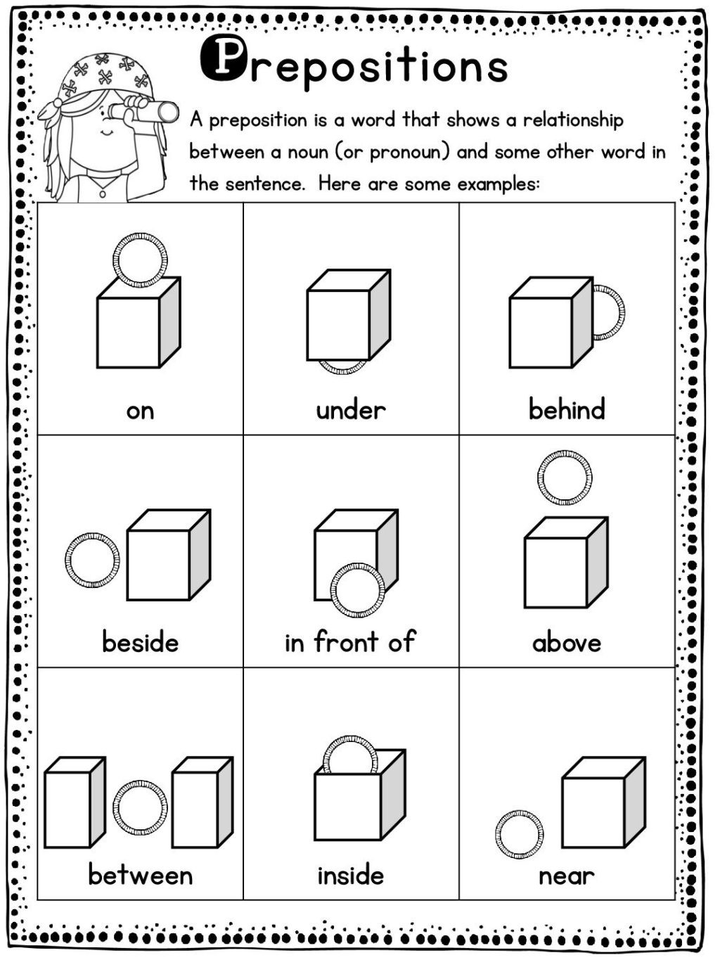 Preschool Opposites Worksheets Worksheet Vocabulary Set English Worksheets for Kids