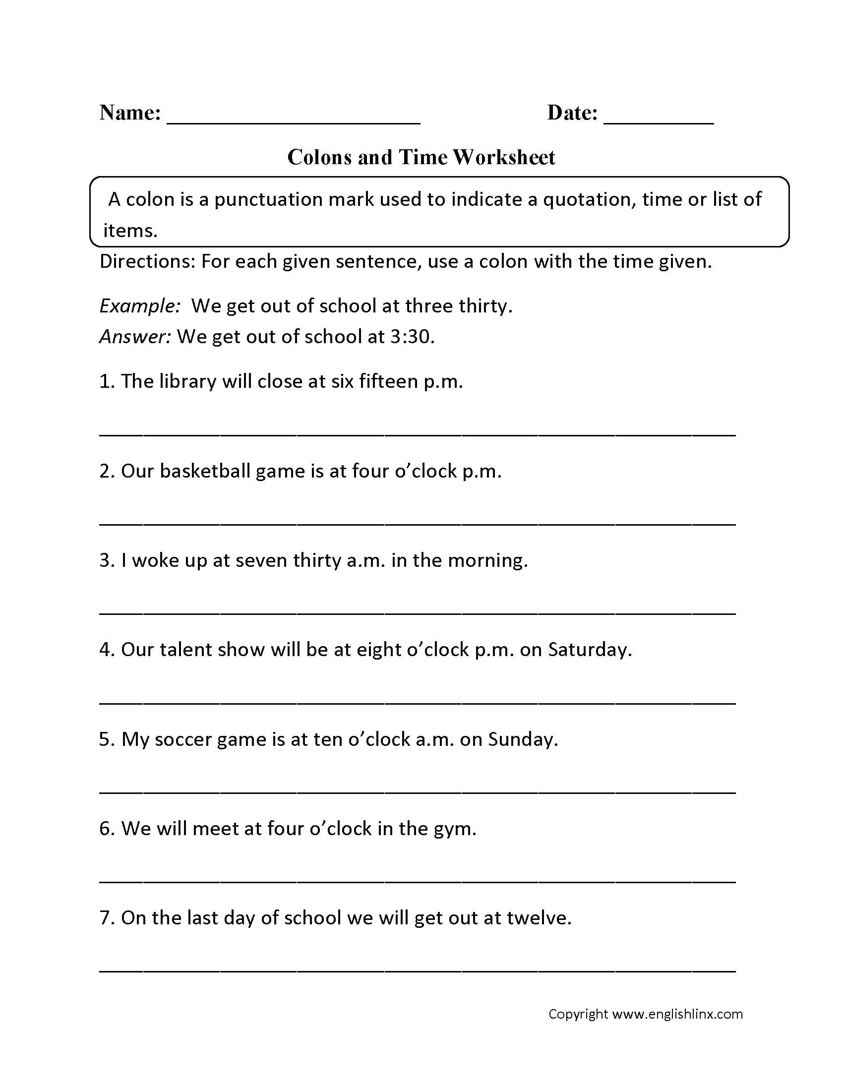 Quotation Worksheets 4th Grade Worksheet Geometry Worksheets for Kids May Crafts