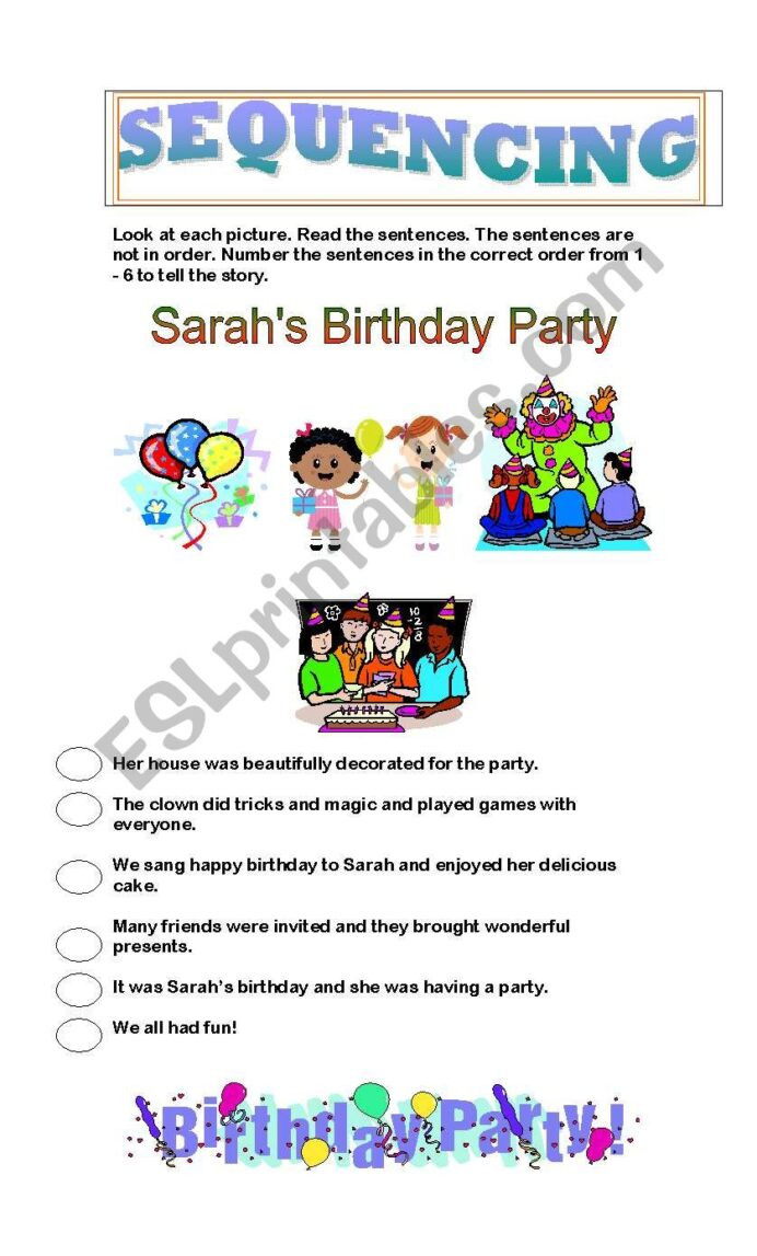Sequencing Worksheets Middle School Free Division Worksheets Grade 4 Sequencing Sentences