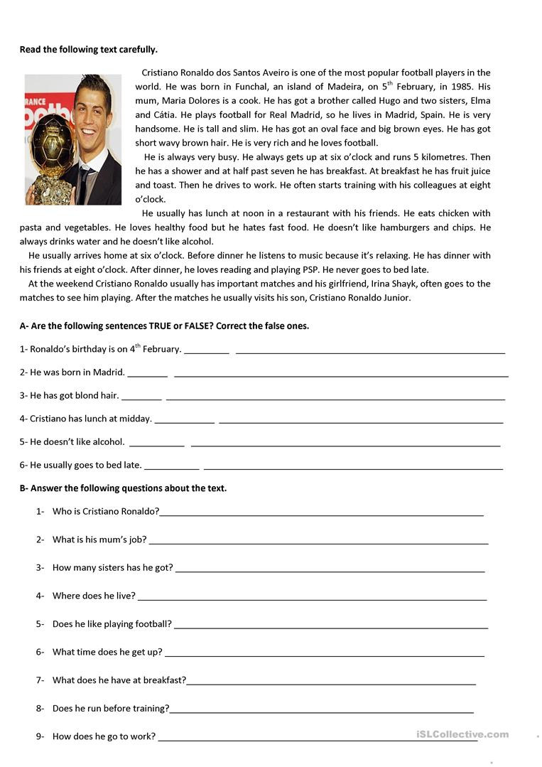 Theme Worksheets 5th Grade Test 5th Grade English Esl Worksheets for Distance