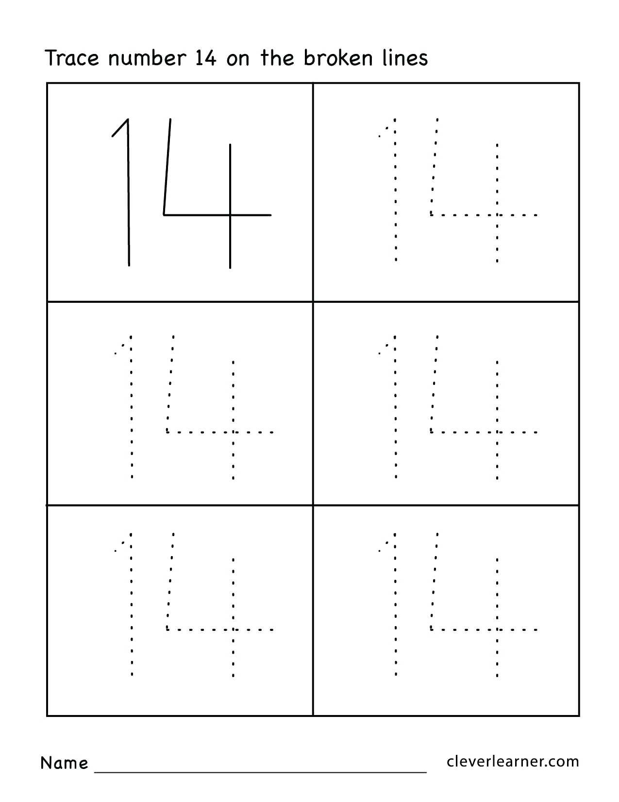 Tracing Numbers 1 20 Printable Printable Tracing Numbers School Name Tracing Worksheets as
